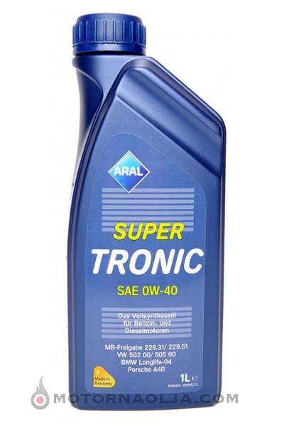 Aral Super Tronic 0W-40