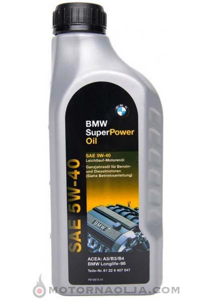 BMW Original Super Power 5W-40