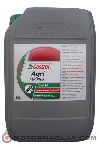 Castrol Agri MP Plus 10W-40