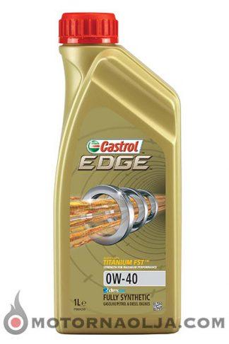 Castrol Edge FST Titanium 0W-40