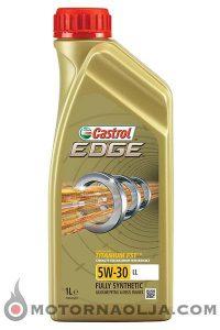 Castrol Edge FST Titanium LL 5W-30