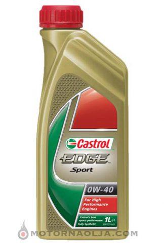 Castrol Edge Sport 0W-40