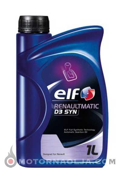 Elf Renaultmatic D3 Syn