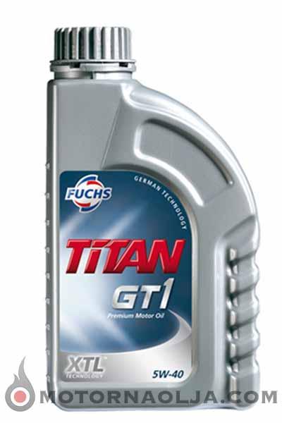 Fuchs Titan GT1 5W-40