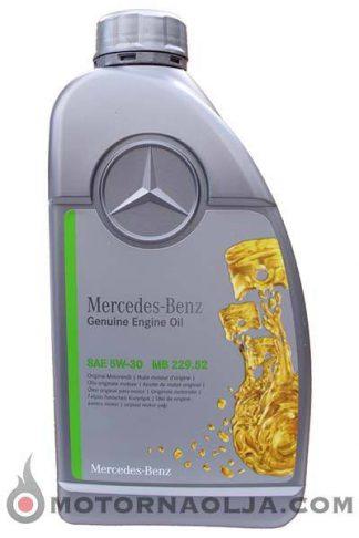 Mercedes Benz 5W-30 229.52