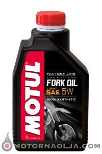 Motul Fork Oil Factory Line Light 5W