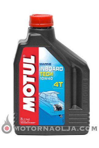 Motul Inboard Tech 4T 10W-40