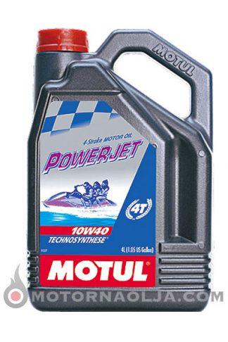 Motul PowerJet 4T 10W-40