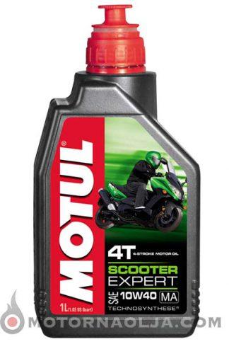 Motul Scooter Expert 4T 10W-40 MA
