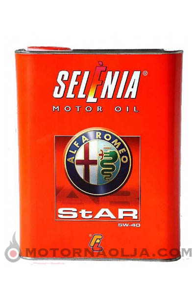 Selenia STAR 5W-40
