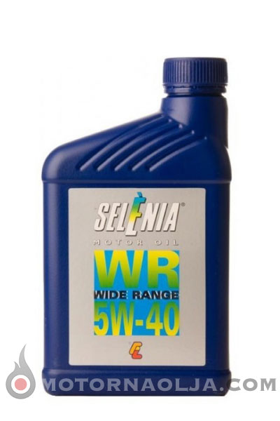 Selenia WR Wide range 5W-40