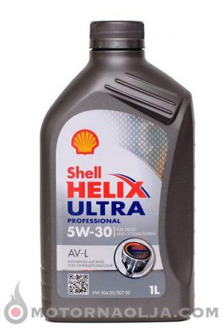 Shell Helix Ultra VX 5W-30