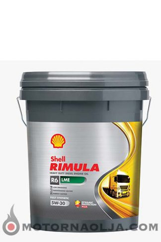 Shell Rimula R6 LME 5W-30