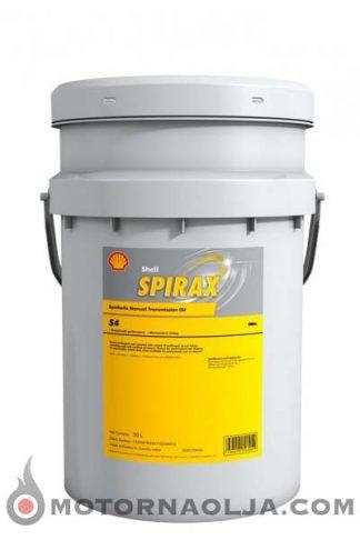 Shell Spirax S4 TX 10W-40
