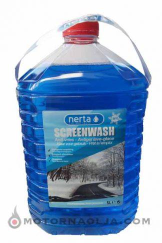 Zimsko čistilo za vetrobranska stekla Nerta