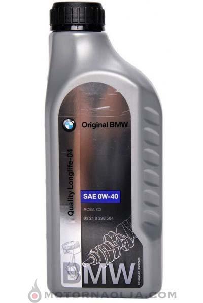 BMW Original Longlife-04 0W-40
