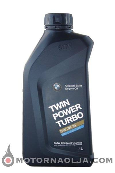 BMW TwinPower Turbo LL-12 FE 0W-30