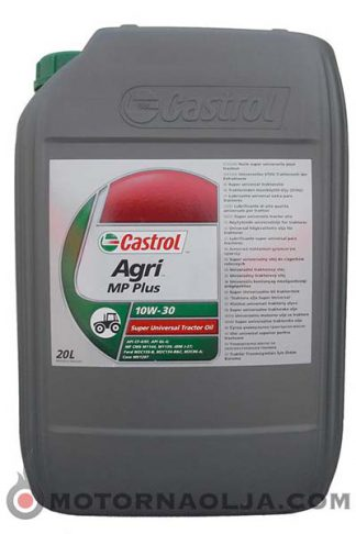 Castrol Agri MP Plus 10W-30