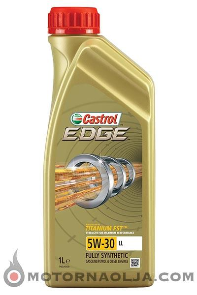 motorno olje castrol edge fst titanium ll 5w 30. Black Bedroom Furniture Sets. Home Design Ideas