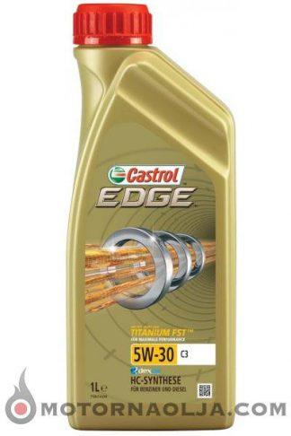 Castrol Edge FST Titanium C3 5W-30
