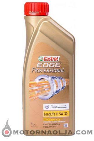 Castrol Edge Professional FST Titanium Longlife III 5W-30