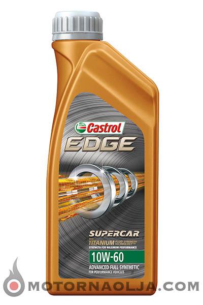Castrol Edge Supercar 10W-60