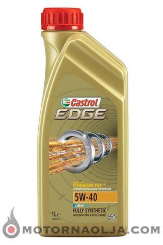 Castrol Edge FST Titanium 5W-40