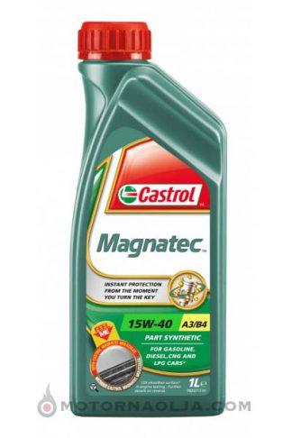 Castrol Magnatec 15W-40
