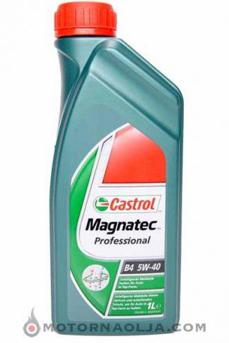 Castrol Magnatec Professional B4 5W-40