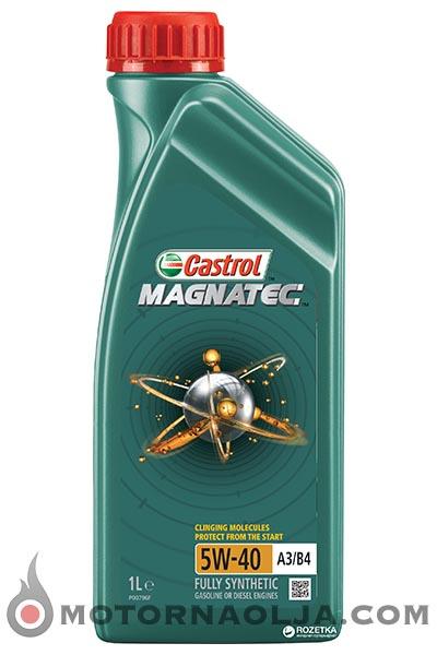 Castrol Magnatec Professional A3 5W-40