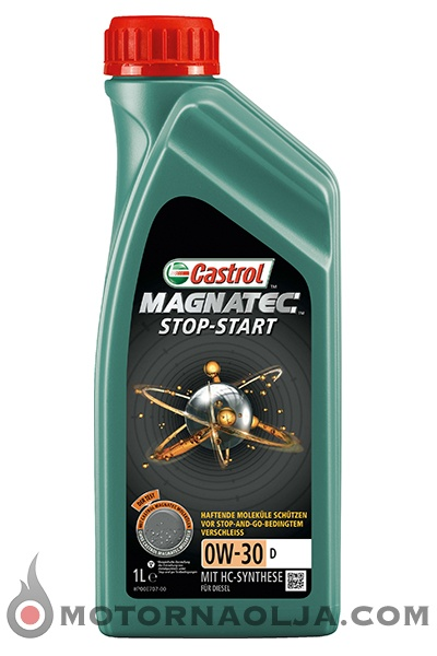 Castrol Magnatec Stop Start 0W-30 D