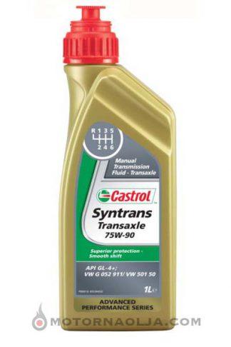 Castrol Syntrans Transaxle 75W-90