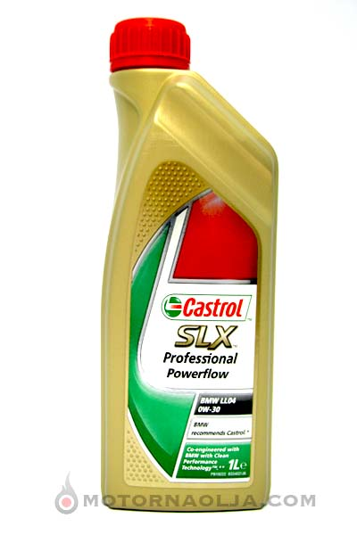 Castrol SLX Professional Powerflow BMW LL04 0W-30