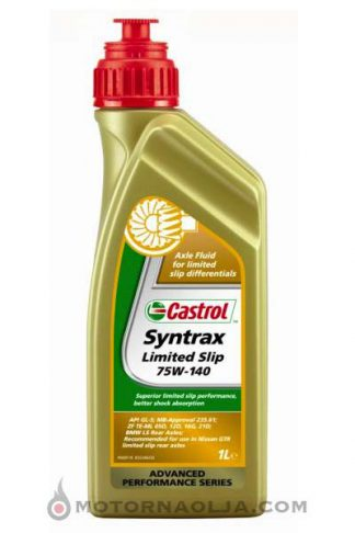 Castrol Syntrax Limited Slip 75W-140