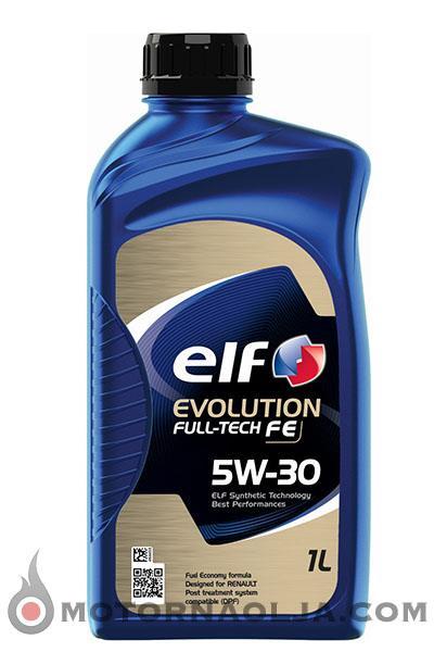 Elf Evolution Fulltech FE 5W-30