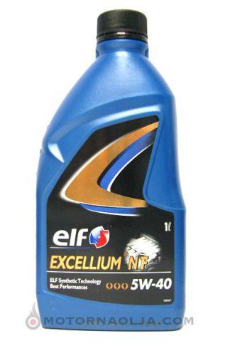 Elf Excellium NF 5W-40