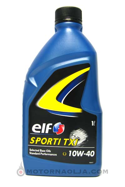 Elf Sporti TXI 10W-40