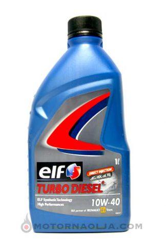 Elf Turbo Diesel 10W-40