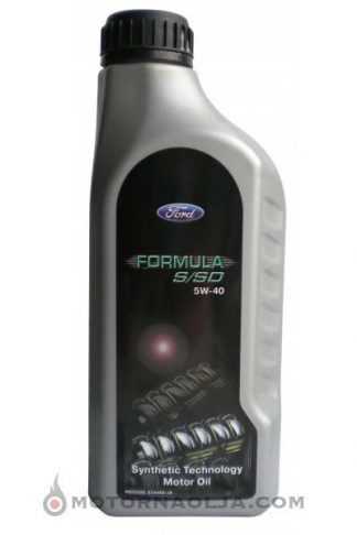 Ford Formula S/SD 5W-40