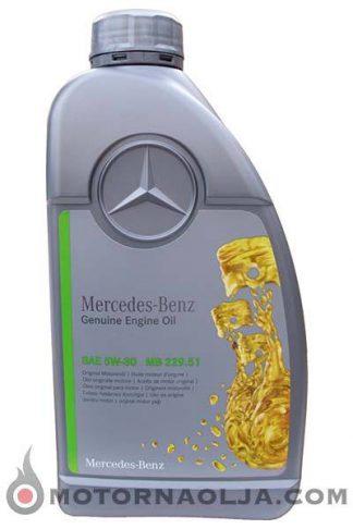 Mercedes Benz 5W-30 229.51