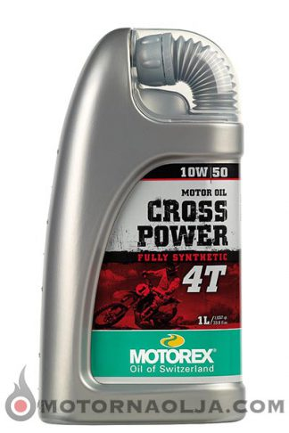 Motorex Cross Power 4T 10W-50