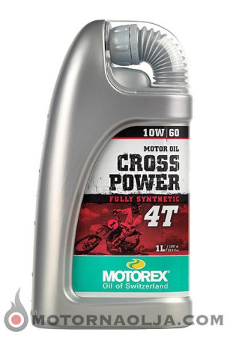 Motorex Cross Power 4T 10W-60