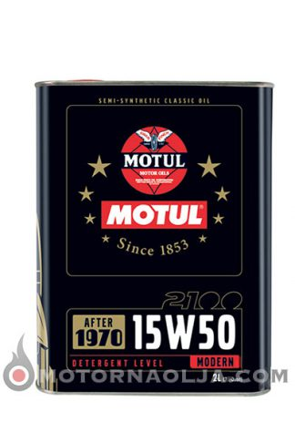 Motul Classic 2100 15W-50