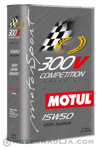 Motul 300V Competition 15W-50