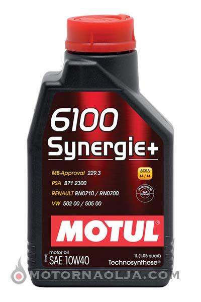 Motul 6100 Synergie Plus 10W-40