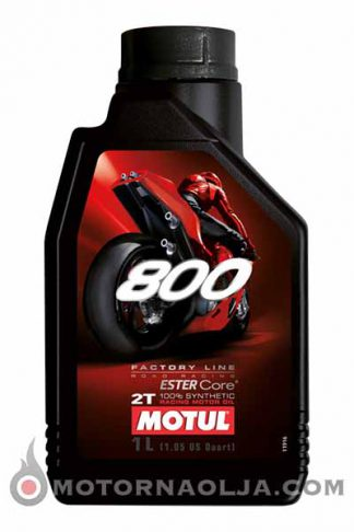 Motul 800 2T Factory Line Road Racing