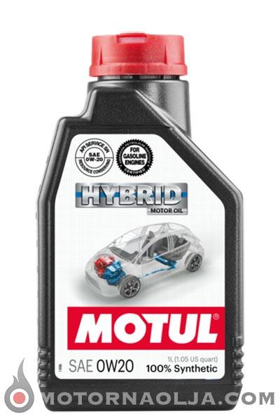 Motul Hybrid 0W-20