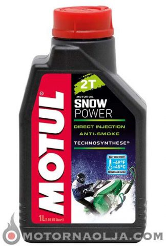 Motul Snow Power 2T