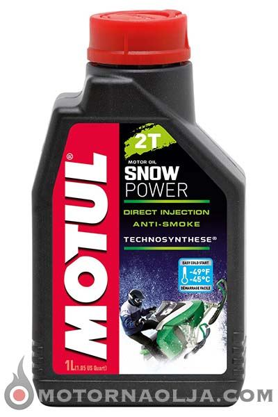 Motul Snow Power 2T