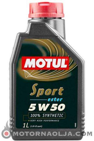 Motul Sport Ester 5W-50